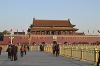 首都天安门城楼