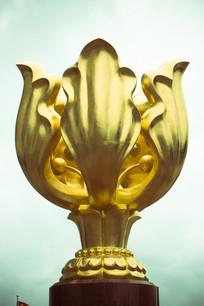 金色标志物
