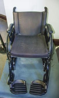 张学良晚年坐的轮椅