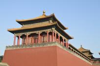 北京紫禁城故宫古建筑