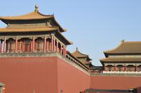 北京紫禁城故宫古建筑图