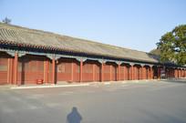北京紫禁城故宫古建筑图片