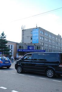 莫斯科街头的大楼