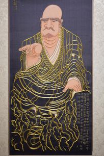 传统刺绣工艺作品展示