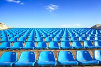 观众席看台座椅服务设施