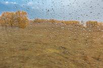 坝上的秋雨