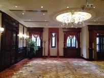 老洋房大厅