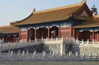 北京故宫古建筑特写