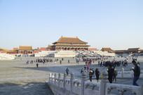 北京故宫古建筑图片