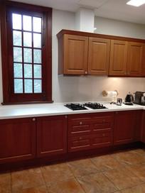 别墅厨房灶台