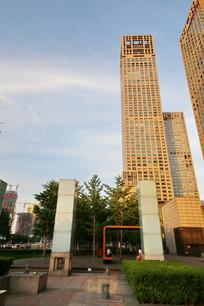 长安街银泰大厦