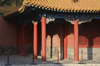 故宫古建筑特写图片