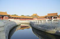 近拍北京故宫古建筑