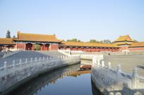 近拍北京故宫古建筑图