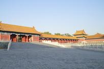 近拍紫禁城北京故宫古建筑特写