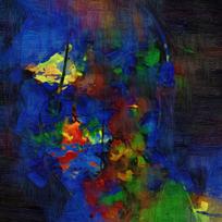 艺术抽象画