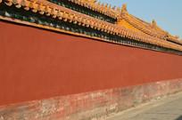 北京故宫皇宫古建筑特写图