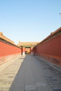 北京故宫皇宫古建筑特写图片