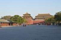 北京故宫明清皇宫古建筑