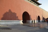 北京故宫明清皇宫古建筑特写
