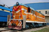 东风型号火车车头
