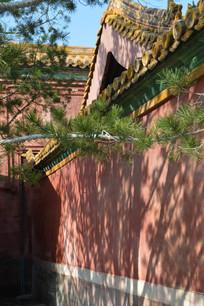 故宫皇宫古建筑特写图