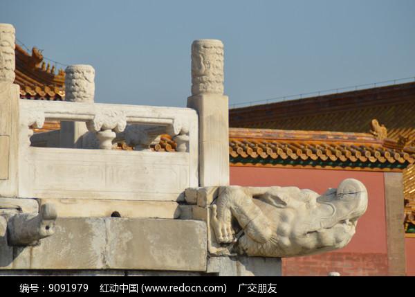 故宫皇宫古建筑特写图片图片