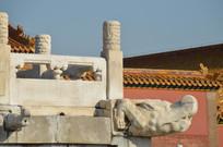 故宫皇宫古建筑特写图片