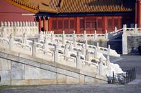 故宫明清皇宫古建筑特写图片