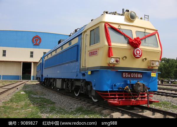 内燃机火车图片