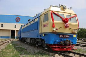 内燃机火车