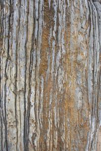 竖行岩石纹理背景