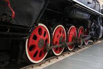 蒸汽火车车轮