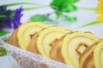 美味的虎皮蛋糕