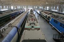 火车博物馆展览