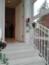 别墅入门楼梯