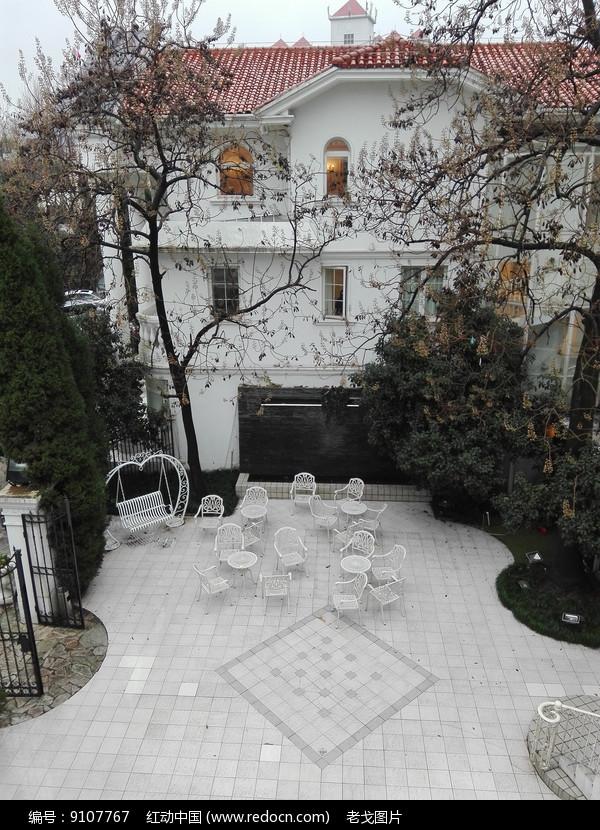 婚礼别墅图片