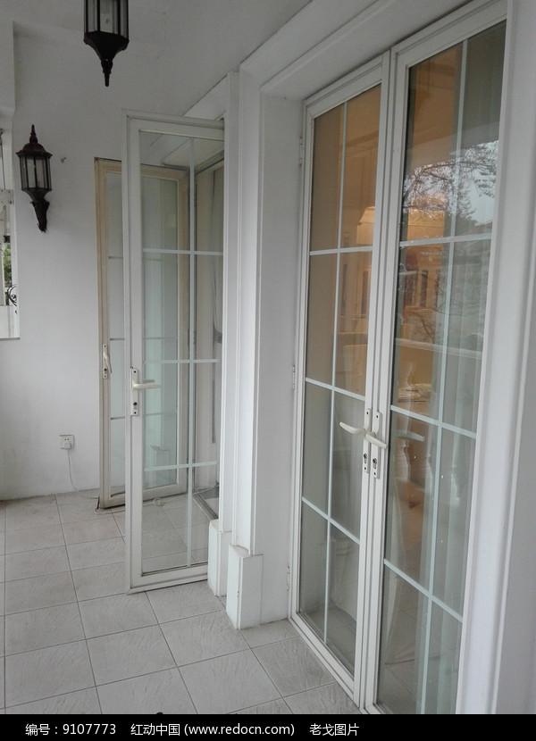 婚礼别墅走廊图片