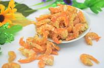 虾干海产品宣传美图