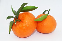 新鲜有机橘子