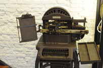老款打字机