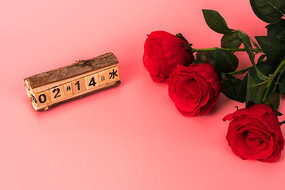 情人节玫瑰