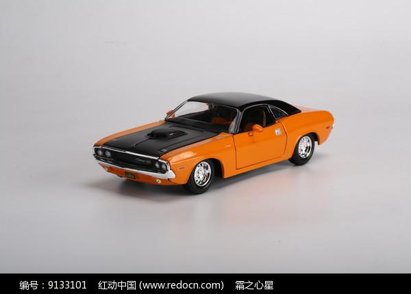 1970道奇挑战者RT模型图片