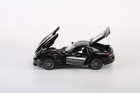 道奇蝰蛇车模模型