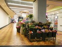 地铁鲜花店