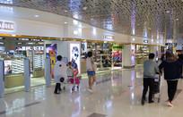 海口美兰国际机场航站楼免税店