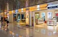 海口美兰机场航站楼免税店