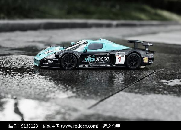 玛莎拉蒂MC12赛道版模型图片