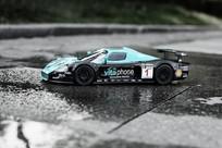 玛莎拉蒂MC12赛道版模型