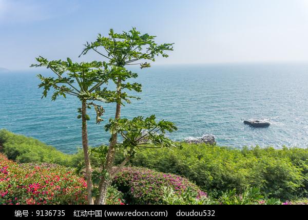 北海涠洲岛风景图片